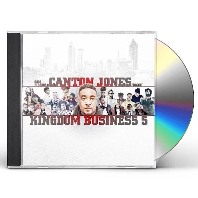 Canton Jones