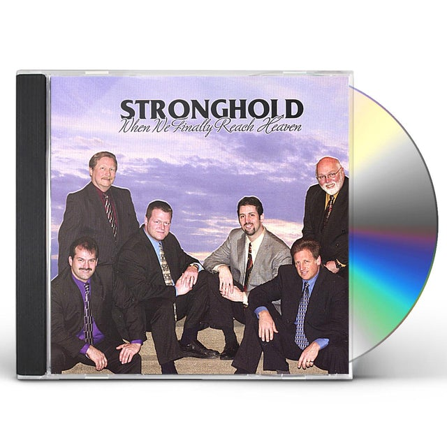 Stronghold WHEN WE FINALLY REACH HEAVEN CD