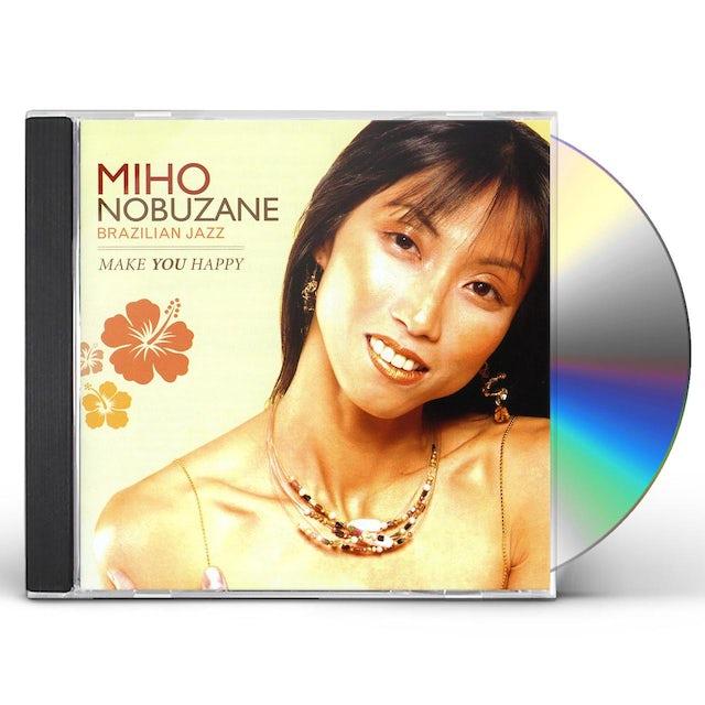 Miho Nobuzane MAKE YOU HAPPY CD