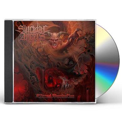 Suicidal Angels ETERNAL DOMINATION CD