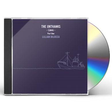 THE UNTHANKS LINES PART ONE: LILLIAN BILOCCA CD