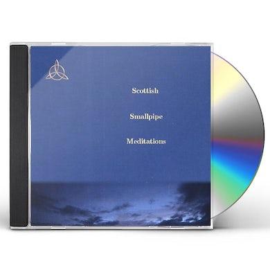 Rob Barrick SCOTTISH SMALLPIPE MEDITATIONS CD