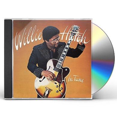 Willie Hutch IN TUNE CD