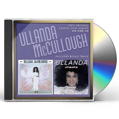 ULLANDA MCCULLOUGH / WATCHING YOU WATCHING ME CD