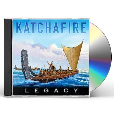 Katchafire LEGACY CD
