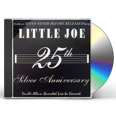 little joe 25TH SILVER ANNIVERSARY CD