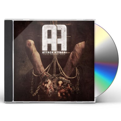 Attack Attack THIS MEANS WAR CD