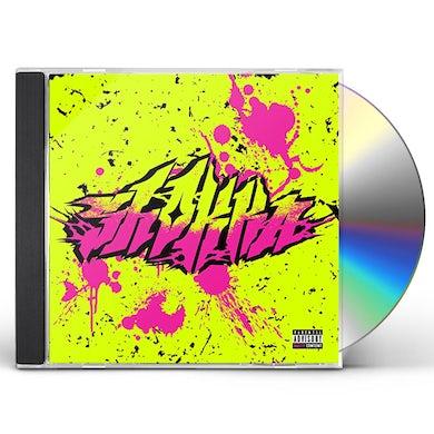 Nasty SHOKKA CD