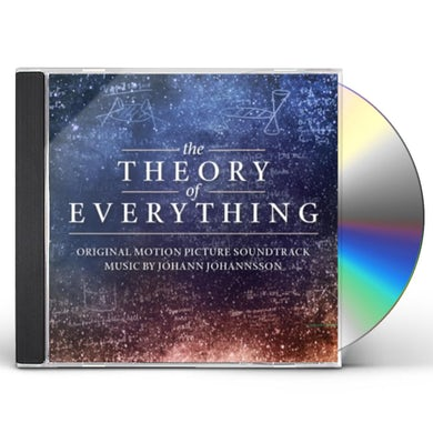 Johann Johannsson THEORY OF EVERYTHING / Original Soundtrack CD