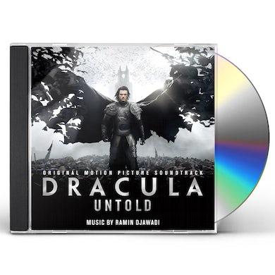 RAMIN DJAWADI DRACULA UNTOLD / Original Soundtrack CD