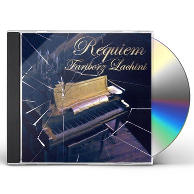 Fariborz Lachini REQUIEM CD