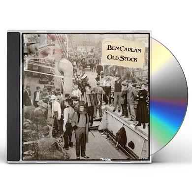 Ben Caplan Old Stock CD