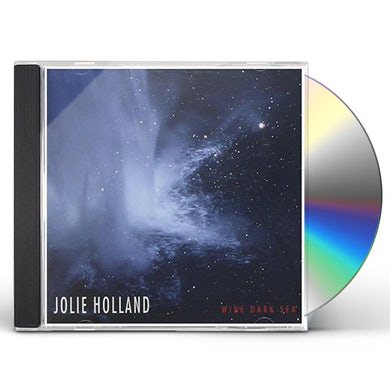 Jolie Holland WINE DARK SEA CD