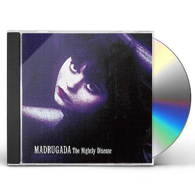 Madrugada NIGHTLY DISEASE CD