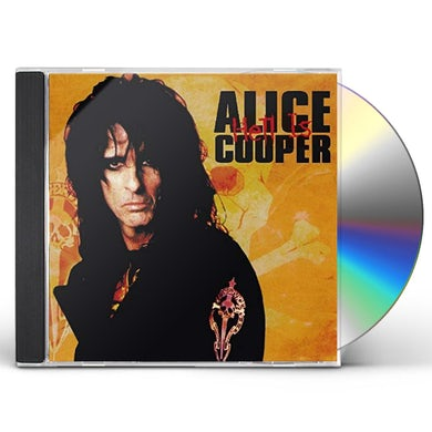 Alice Cooper HELL IS CD