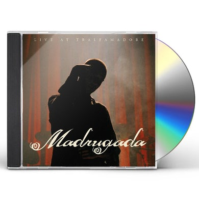 Madrugada LIVE AT TRALFAMADORE CD