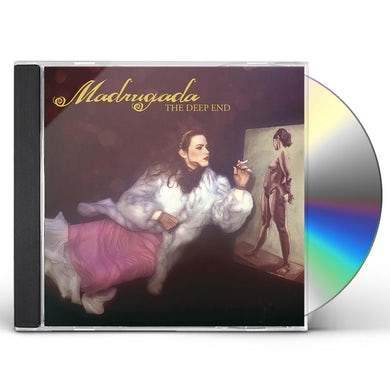 Madrugada DEEP END CD