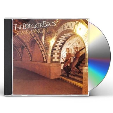 Brecker Brothers STRAPHANGIN CD