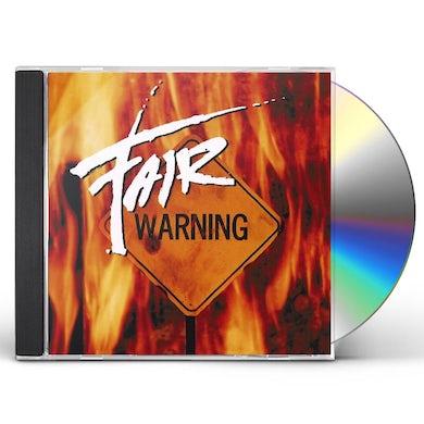 FAIR WARNING CD