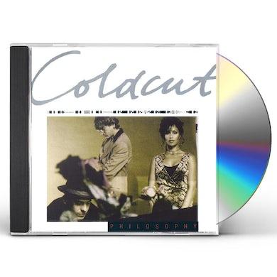 Coldcut PHILOSOPHY CD