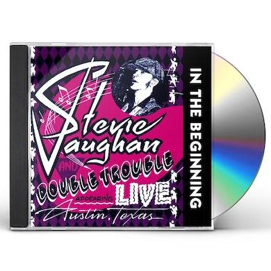 Stevie Ray Vaughan IN THE BEGINNING CD