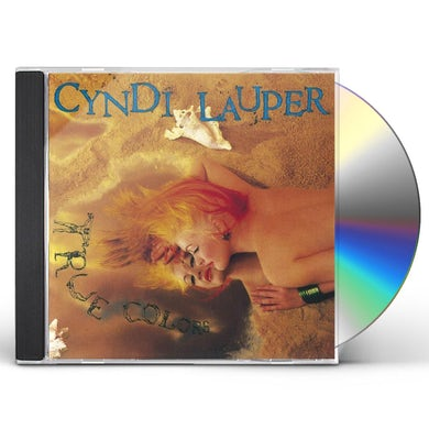 Cyndi Lauper TRUE COLORS CD