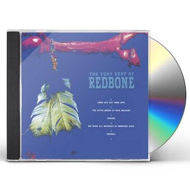 Redbone VERY BEST OF CD