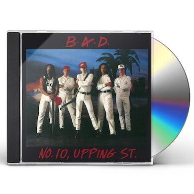 Big Audio Dynamite NO 10 UPPING ST CD