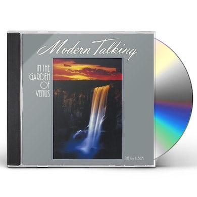 Modern Talking IN THE GARDEN OF VENUS CD