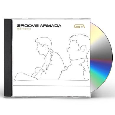 Groove Armada REMIXES CD