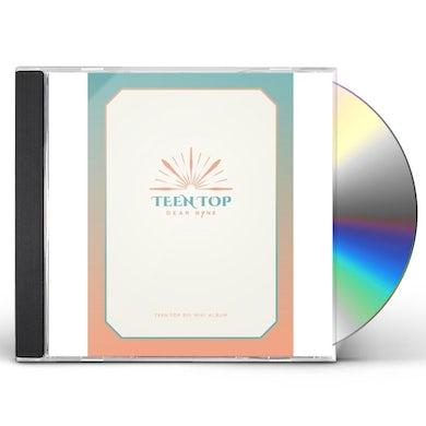 Teen Top DEAR N9NE (DRIVE VERSION) CD