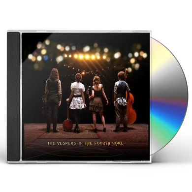 Vespers FOURTH WALL CD