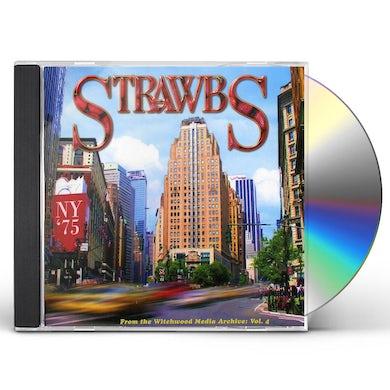 Strawbs LIVE AT THE CALDERONE NEW YORK 75 CD