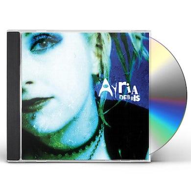 Ayria DEBRIS CD