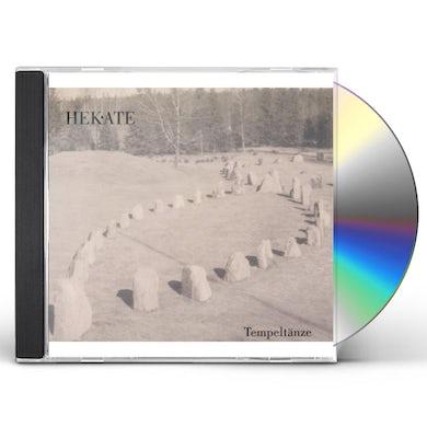 Hekate TEMPELTANZE CD