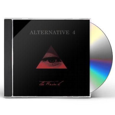 Alternative 4 BRINK CD