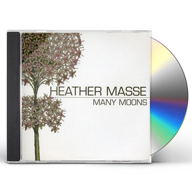 Heather Masse MANY MOONS CD