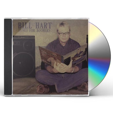 Bill Hart TUNES FOR BOOMERS CD