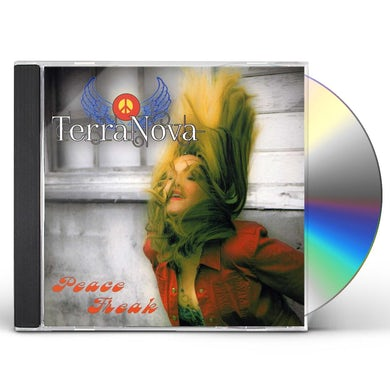 Terranova PEACE FREAK CD