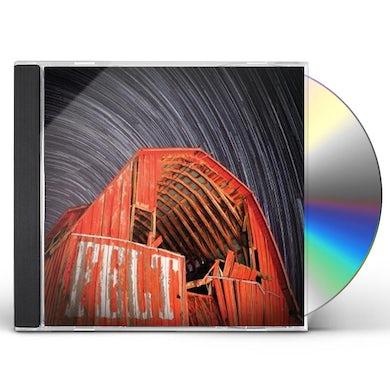 Felt FRESH OUTTA THE GARAGE CD
