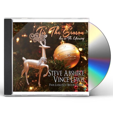 Steve Abshire TIS THE SEASON (LIVE) CD