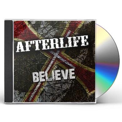 Afterlife BELIEVE CD