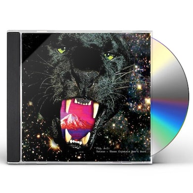 Tetsuo THESE CRYSTALS DON'T BURN CD