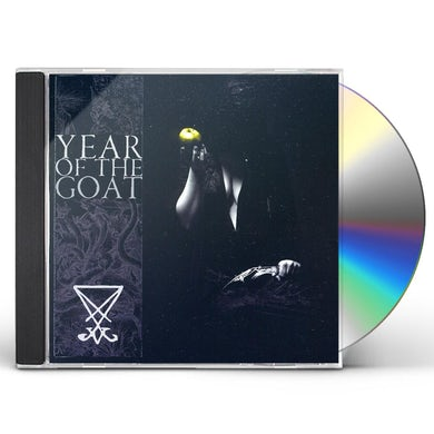 Year Of The Goat LUCEM FERRE CD