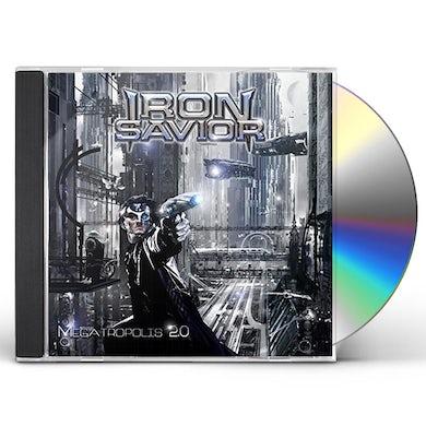 Iron Savior MEGATROPOLIS 2.0 CD
