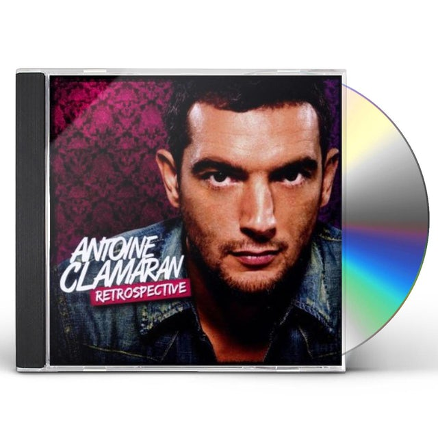 Antoine Clamaran RETROSPECTIVE CD