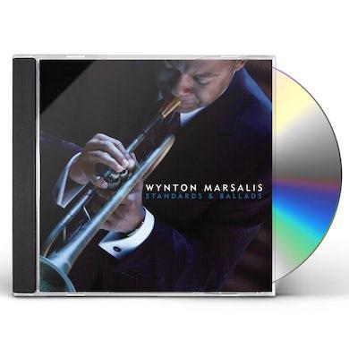 Wynton Marsalis Standards & Ballads CD