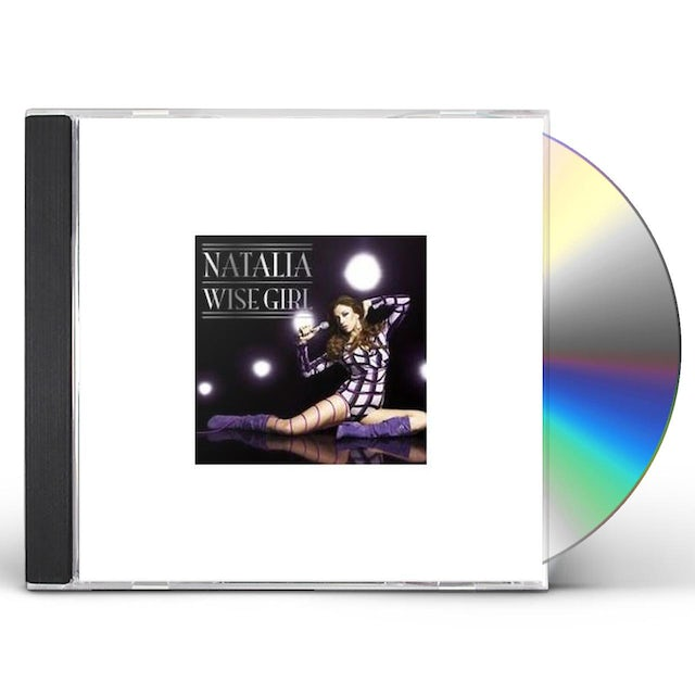 Natalia WISE GIRL CD