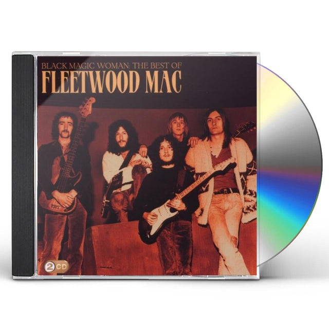Fleetwood Mac BLACK MAGIC WOMAN-THE BEST OF CD