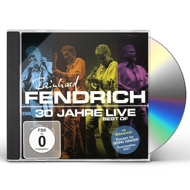 30 JAHRE: BEST OF LIVE CD